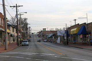 Overland, Missouri City in Missouri, United States