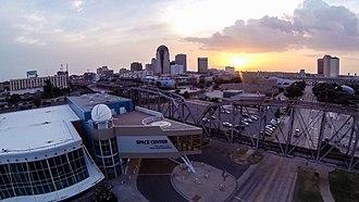 Shreveport, Louisiana - Downtown Shreveport, 2017