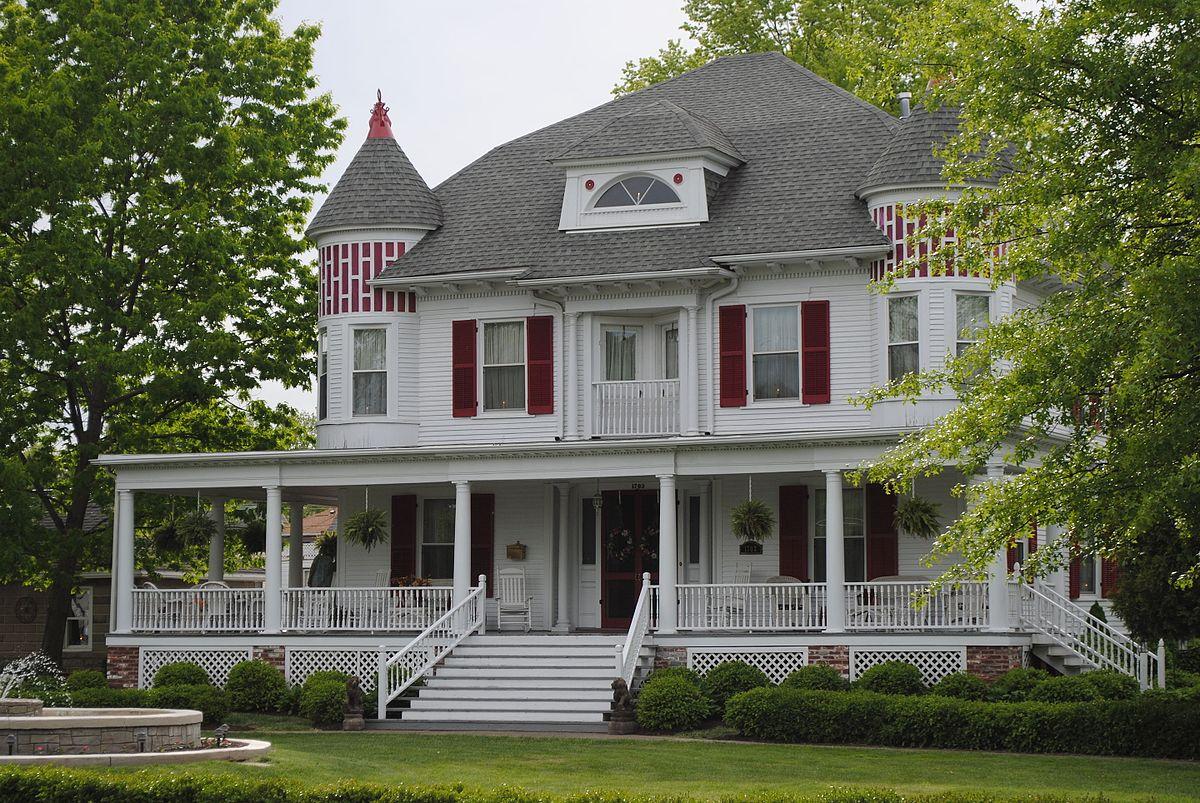 Dr W W Monroe House Wikipedia