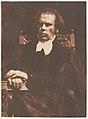 Dr. Welsh (Retiring Moderator of Gel' Assembly 1843) MET DP142369.jpg