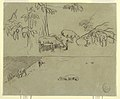 Drawing, Two Views of Sheep Grazing in a Field, probably 1875–78 (CH 18175185).jpg