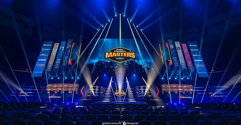 2020 DreamHack Masters winter odds