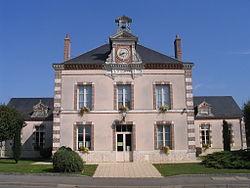 Droué - Town Hall - 1.JPG