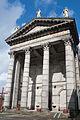 Dublin Roman Catholic St. Audoen's Church Portico II 2012 09 28.jpg