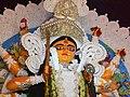Dumureswari Mata in Shakta Rash 2.jpg
