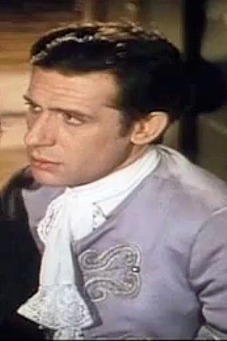 Duncan Lamont - Duncan Lamont in trailer for The Golden Coach (1954)