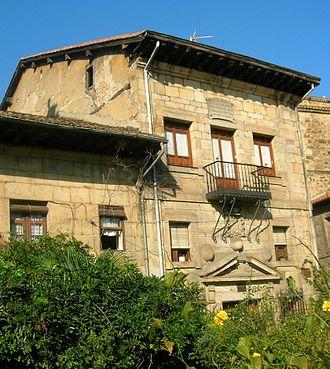 Bruno Mauricio de Zabala - Zabala's birthplace