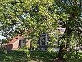 Dwarshuisboerderij in eclectische stijl Oostwold 1890 - 3.jpg