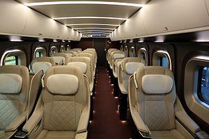 E7 Series Shinkansen - Image: E7・E714 4