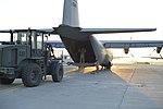EAPS Airmen unload C-130 Hercules at Bagram Air Field 141109-F-KR468-027.jpg
