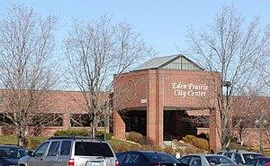Eden Prairie, Minnesota - Eden Prairie City Center
