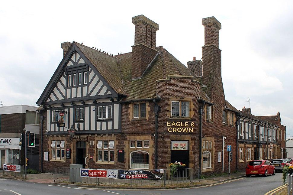 Eagle & Crown, Upton, Merseyside
