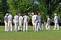 Eastons CC v. Chappel and Wakes Colne CC at Little Easton, Essex, England 39.jpg