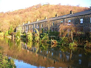 Eastwood, West Yorkshire - Image: Eastwood, Todmorden