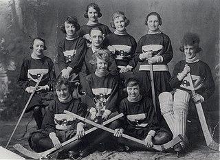 Canadian womens ice hockey history