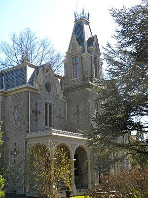 Ebenezer Maxwell House - Image: Ebenezer Maxwell House