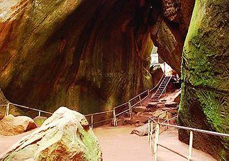 Edakkal - Edakkal Caves