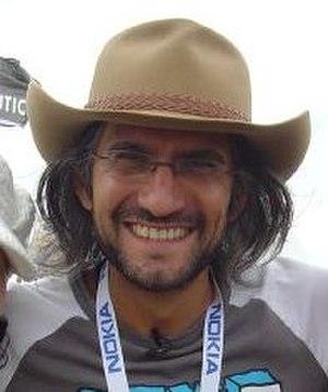 Eddy Temple-Morris - Eddie Temple-Morris in 2005