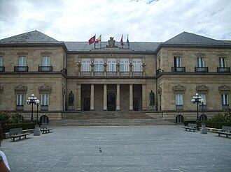 Basque Economic Agreement - Chartered Council of Álava
