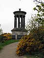 Edinburgh - Edinburgh, Calton Hill, Dugald Stewart's Monument - 20140421102218.jpg