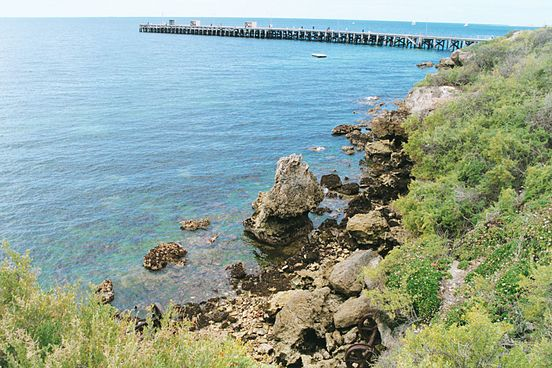 Edithburgh Jetty, Gulf St Vincent, South Australia