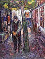 Edvard Munch - Old Man in Warnemunde.jpg