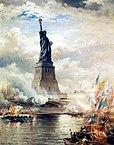 EdwardMoran-UnveilingTheStatueofLiberty1886Large.jpg