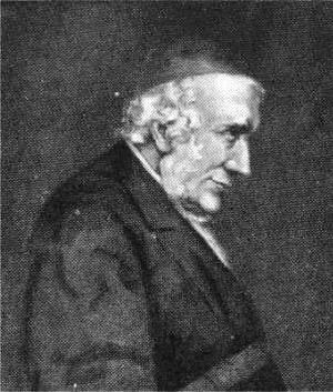 Edward Bouverie Pusey - Pusey aged about 75, painted by Rosa Corder.