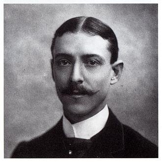 Roll of Distinguished Philatelists - Edward Denny Bacon