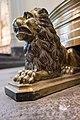 Een leeuw van doopvont, OLV-Onbevlekt Ontvangen, Overveen.jpg