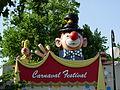 Efteling Carnaval Festival Loeki ingang.JPG