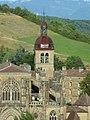 Eglise de Saint Antoine l Abbaye - ISERE 38 FRANCE - Alain Van den Hende - Licence CC 4 0 - 1707 SAM 1707.jpg