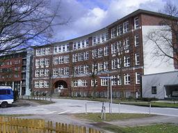 Von-Essen-Straße in Hamburg