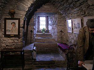 Eilean Donan Castle inside3