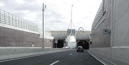 De Wesertunnel