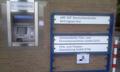Einfahrt zum WDR Produktionsgelände Köln-Bocklemünd-Firmenwegweiser.png