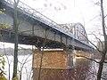 Eisenbahnbruecke - Templiner See (Railway Bridge - Templin Lake) - geo.hlipp.de - 30617.jpg