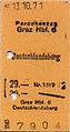Eisenbahnfahrkarte Graz-Deutschlandsberg 13-10-1971.jpg
