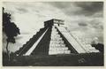 El Castillo , den centrala pyramiden - SMVK - 0307.f.0013.tif