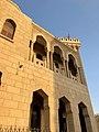 El Hussein Square Government Building, Old Cairo, al-Qāhirah, CG, EGY (40944889403).jpg