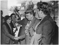 Eleanor Roosevelt with Maureen Corr and Trude Lash in Israel - NARA - 196185.tif