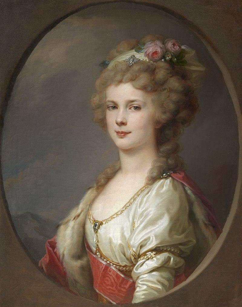 Елена Павловна из России Лампи (1800-е, Дидье Аарон и Си) .jpg