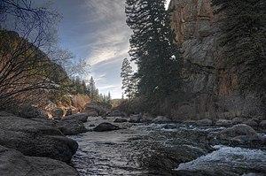 Eleven Mile State Park - Eleven Mile Canyon