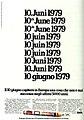 Elezioni europee 10 giugno 1979 (manifesto italiano).jpg