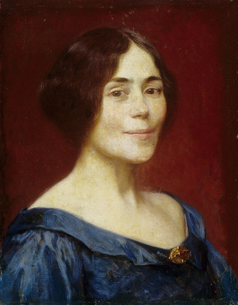 Автопортрет, 1899 г.