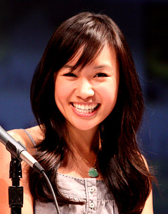 Ellen Wong - Wong at the 2010 San Diego Comic-Con International