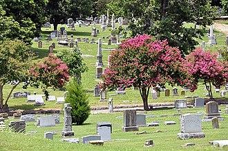 Elmwood Cemetery (Memphis, Tennessee) - Elmwood Cemetery