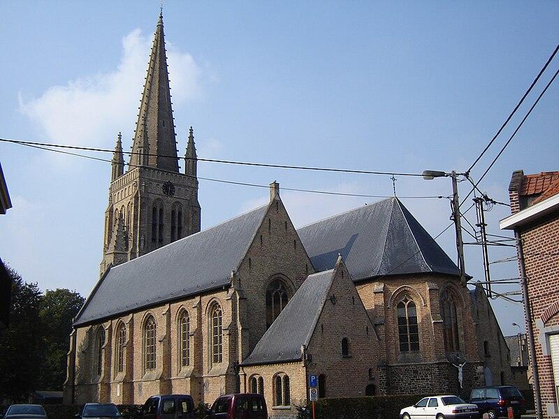 File:Elverdinge - Sint-Petrus en Pauluskerk 3.jpg