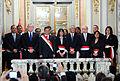 Embajador Gonzalo Gutiérrez Reinel juró como nuevo Ministro de Relaciones Exteriores (14311020188).jpg