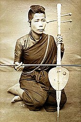 Emile gsell cambodian woman.jpg
